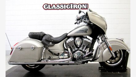2016 Indian Chieftain for sale 200666977