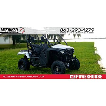 2019 Honda Pioneer 500 for sale 200667243