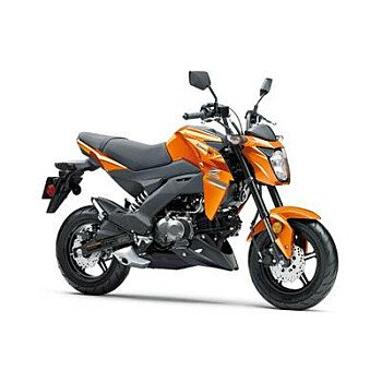 2019 Kawasaki Z125 Pro for sale 200667482