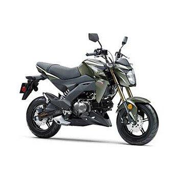 2018 Kawasaki Z125 Pro for sale 200667508