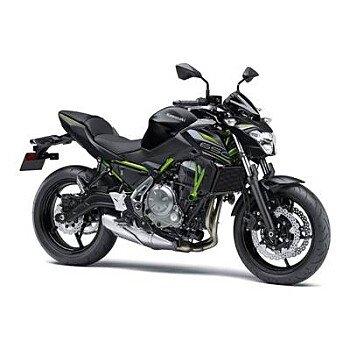 2019 Kawasaki Z650 for sale 200667509