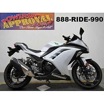 2015 Kawasaki Ninja 300 for sale 200668393