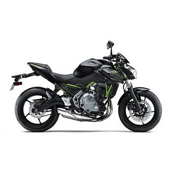 2019 Kawasaki Z650 ABS for sale 200668892