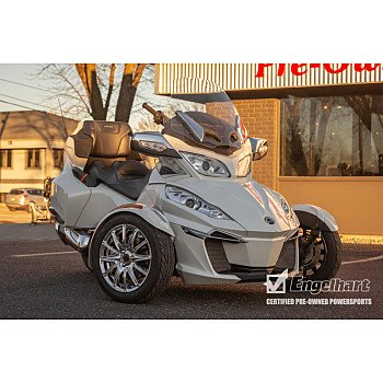 2017 Can-Am Spyder RT for sale 200668949