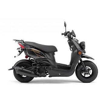 2019 Yamaha Zuma 50F for sale 200670093