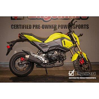 2017 Honda Grom for sale 200670538
