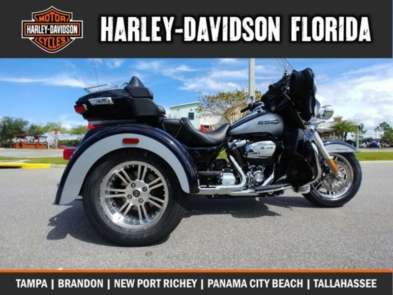 Harley Davidson Trike Motorcycles For Sale Motorcycles On Autotrader