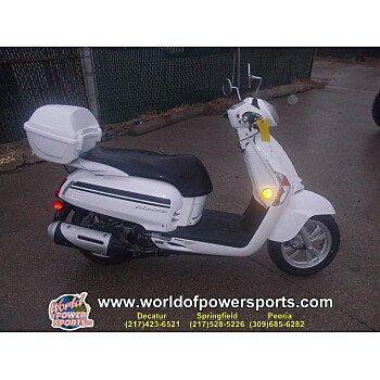 2018 Kymco Like 200i for sale 200670715