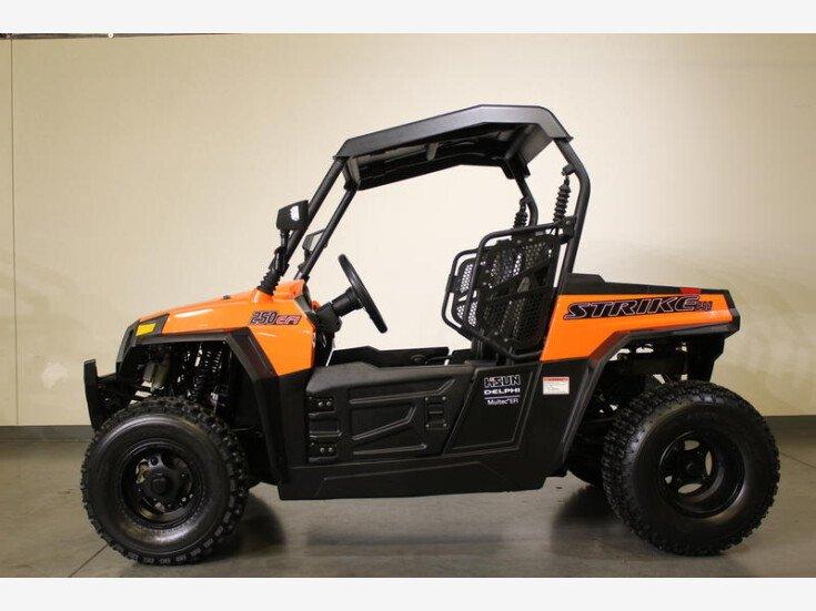 2018 Hisun Strike 250 for sale near Peoria, Arizona 85381
