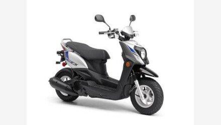 2018 Yamaha Zuma 50FX for sale 200671056