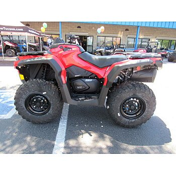 2019 Can-Am Outlander 650 DPS for sale 200671432