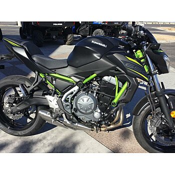 2019 Kawasaki Z900 ABS for sale 200672833