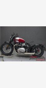 2018 Triumph Bonneville 1200 Bobber for sale 200672980