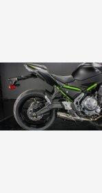 2019 Kawasaki Z650 for sale 200675362
