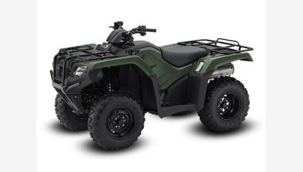 2017 Honda FourTrax Rancher 4x4 ES for sale 200676387