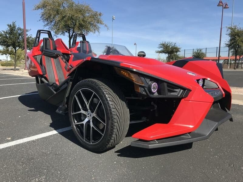 2016 Polaris Slingshot Motorcycles For Sale Motorcycles On Autotrader