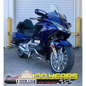 2018 Honda Gold Wing for sale 200677665
