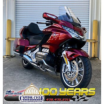 2018 Honda Gold Wing Tour for sale 200677671