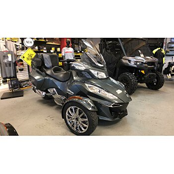 2018 Can-Am Spyder RT for sale 200677957