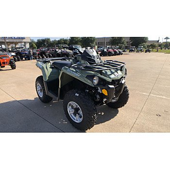 2019 Can-Am Outlander 450 for sale 200680251