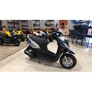 2018 Yamaha Zuma 50FX for sale 200680525