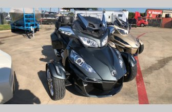 2018 Can-Am Spyder RT for sale 200680545