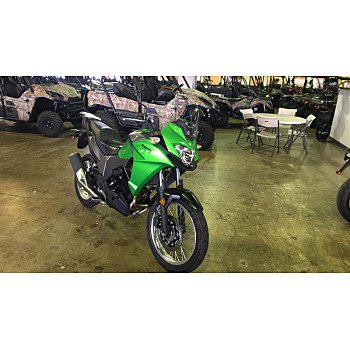 2017 Kawasaki Versys 300 X ABS for sale 200680898