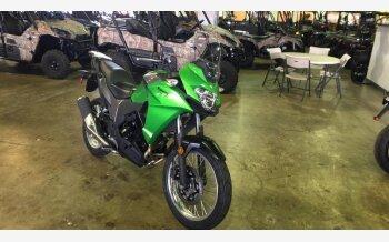 2017 Kawasaki Versys 300 X ABS for sale 200680898