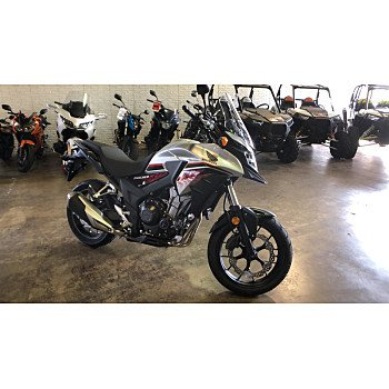 2018 Honda CB500X for sale 200680924