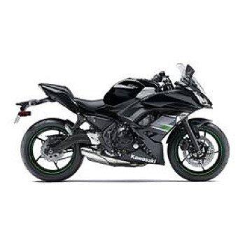 2019 Kawasaki Ninja 650 for sale 200681106