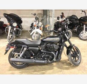 2017 Harley-Davidson Street 750 for sale 200681699