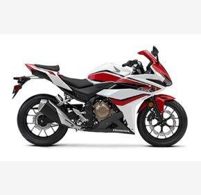 2018 Honda CBR500R for sale 200682170