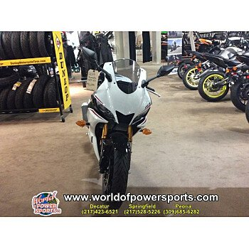 2019 Yamaha YZF-R3 for sale 200683229