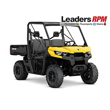 2018 Can-Am Defender for sale 200684197
