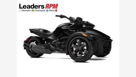 2018 Can-Am Spyder F3 for sale 200684362