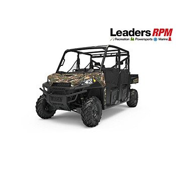 2019 Polaris Ranger Crew XP 900 for sale 200684472