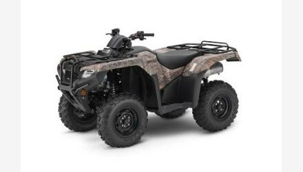 2019 Honda FourTrax Rancher 4X4 Automatic DCT IRS EPS for sale 200685643