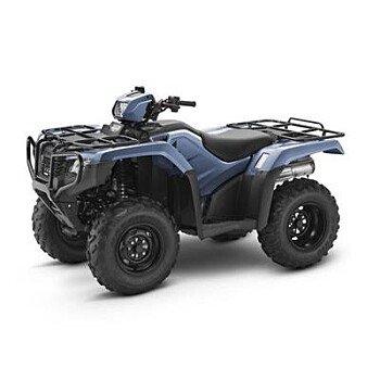 2018 Honda FourTrax Foreman for sale 200686220