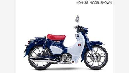 2019 Honda Super Cub C125 for sale 200686332