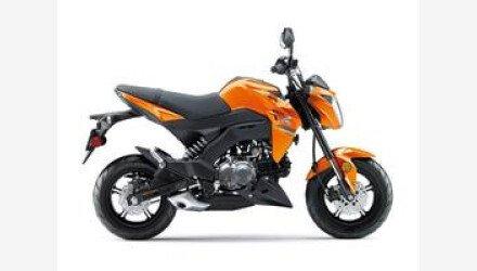 2019 Kawasaki Z125 Pro for sale 200687020