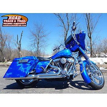 2007 Harley-Davidson Touring for sale 200687217