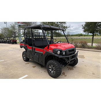 2019 Kawasaki Mule PRO-FXT for sale 200687337