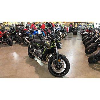 2019 Kawasaki Z650 ABS for sale 200687607