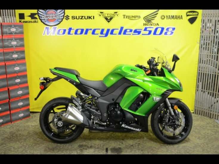 2014 Kawasaki Ninja 1000 For Sale Near Brockton Massachusetts 02301