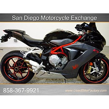 2013 MV Agusta F3 675 EAS ABS for sale 200688580