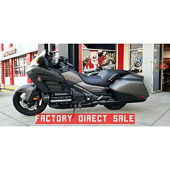 2016 Honda Gold Wing for sale 200688776