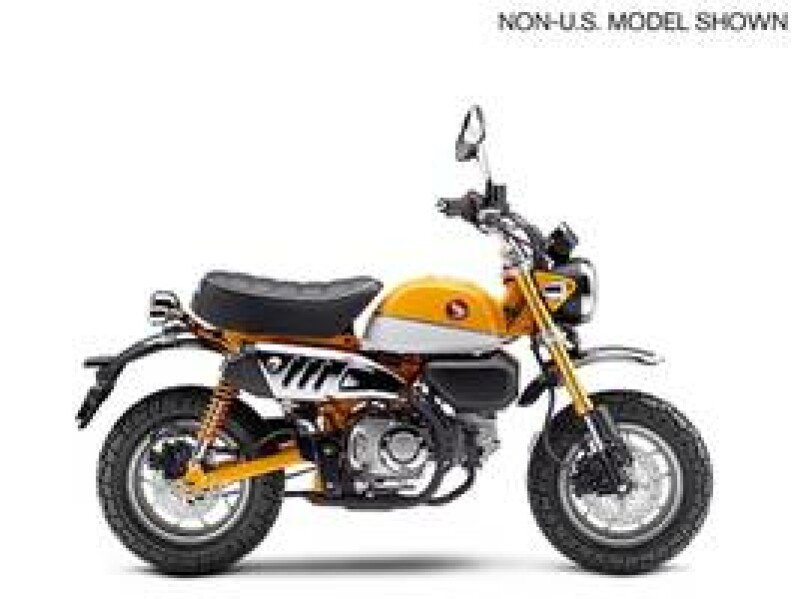 2019 Honda Monkey Motorcycles for Sale - Motorcycles on