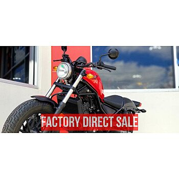 2018 Honda Rebel 300 for sale 200689648