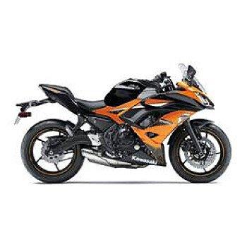 2019 Kawasaki Ninja 650 for sale 200689681