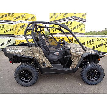 2019 Can-Am Commander 1000R XT for sale 200689844